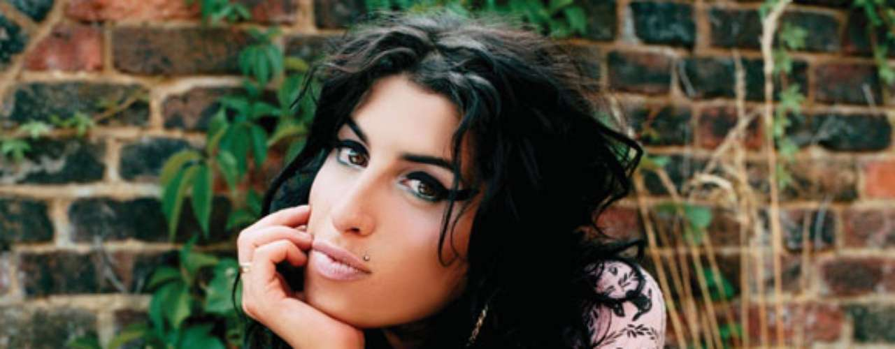 6. Amy Winehouse