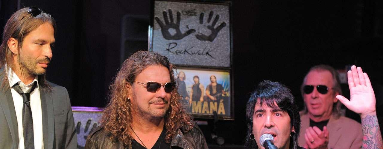 La banda latina se une a la actividad que también han realizado figuras como AC/DC, Aerosmith, B.B.Queen y Stevie Wonder.