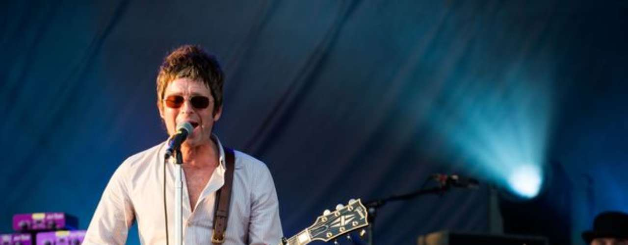 9. Noel Gallagher