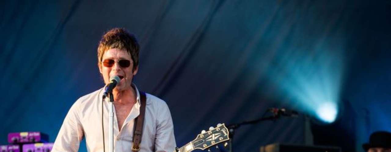 9. Noel Gallagher