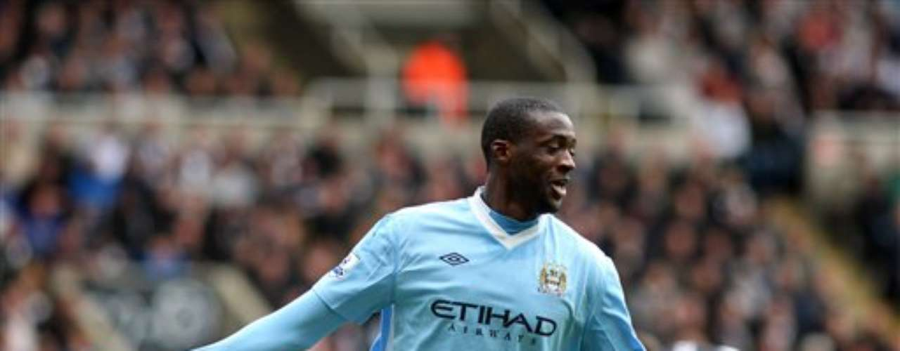 Yaya Touré (Ivory Coast - Manchester City)