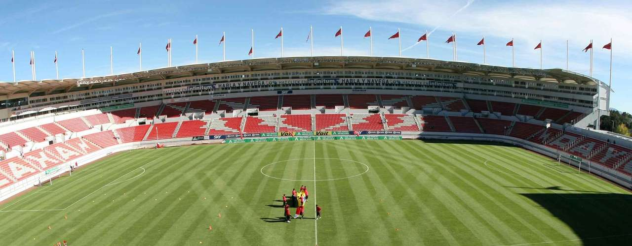 VICTORIA: Built in 2003 after the old state venue was demolished. It holds 25,500 fans.