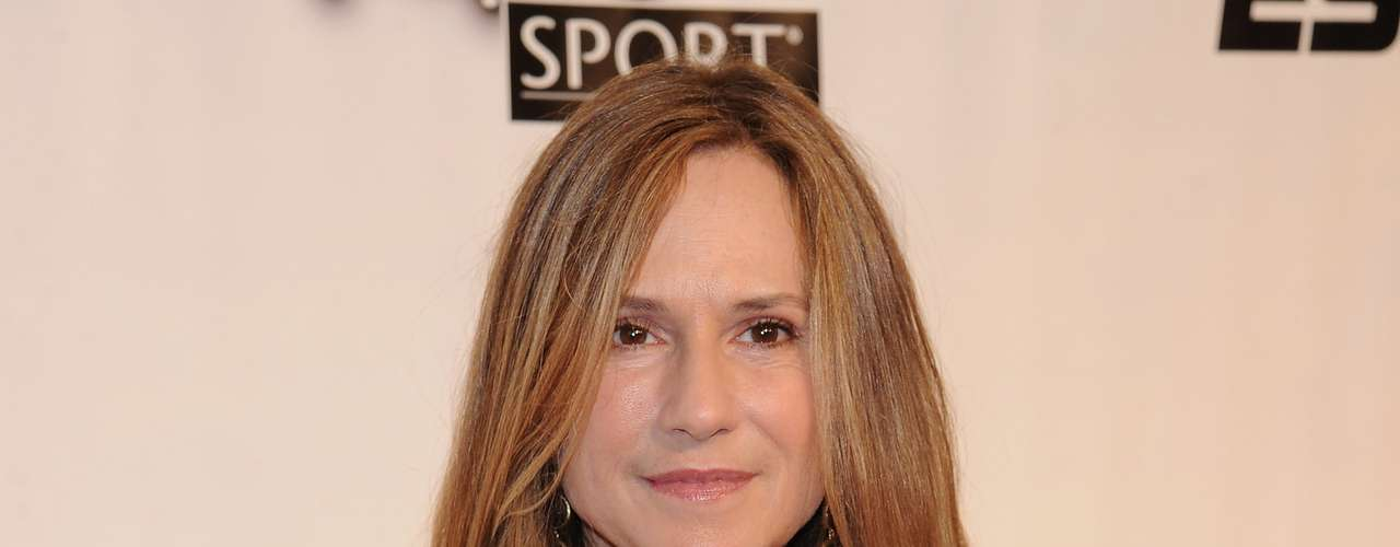 Holly Hunter, casada con el actor Gordon MacDonald tuvo mellizos en el año 2006
