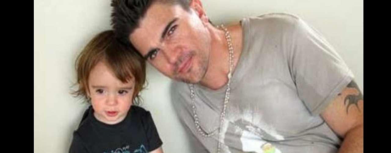 Juanes y Dante: el hijo menor del cantante en una foto que dio vuelta al mundo