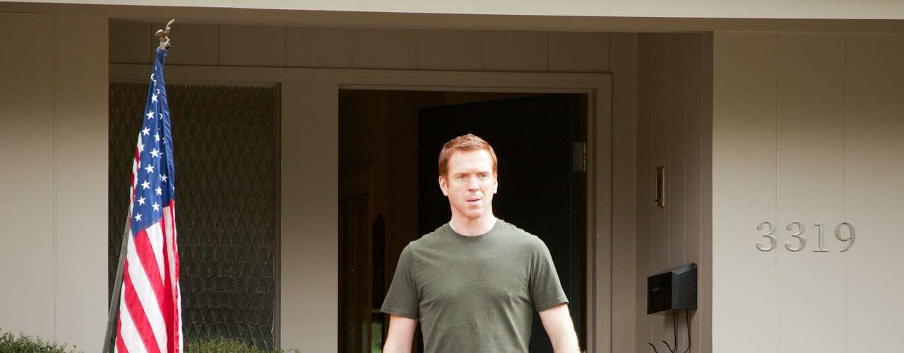Damian Lewis may nab the trophy for 'Outstanding Lead Actor in a Drama Series' for 'Homeland.'