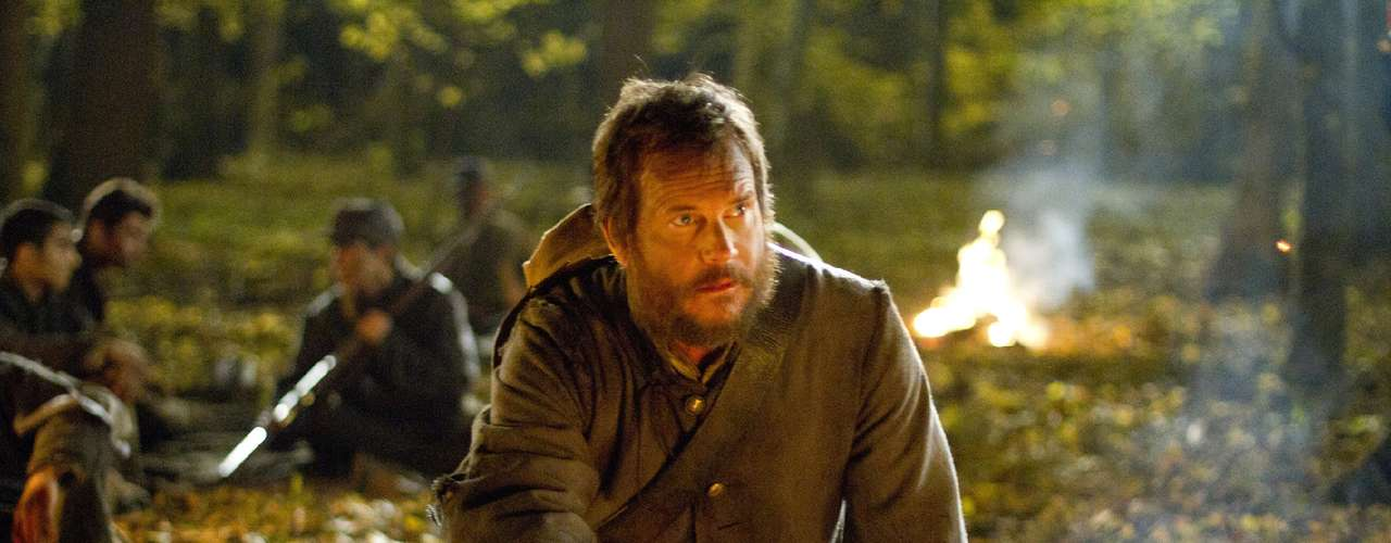 Bill Paxton may saddle up to receive an Emmy for 'Outstanding Lead Actor in a Miniseries or Movie' for 'Hatfields & McCoys.'