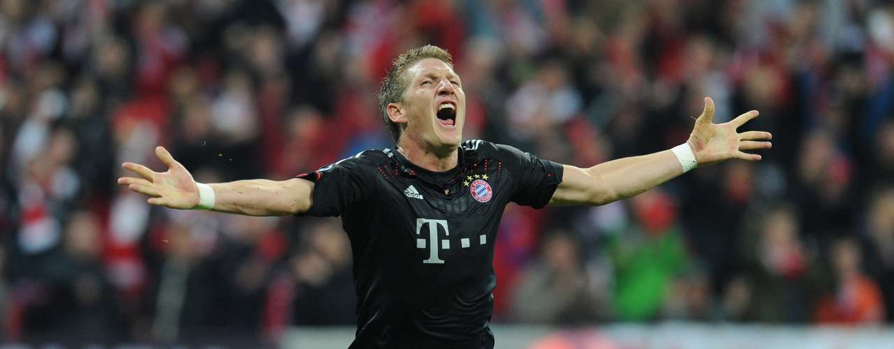 Bastian Schweinsteiger (Germany - Bayern Munich)