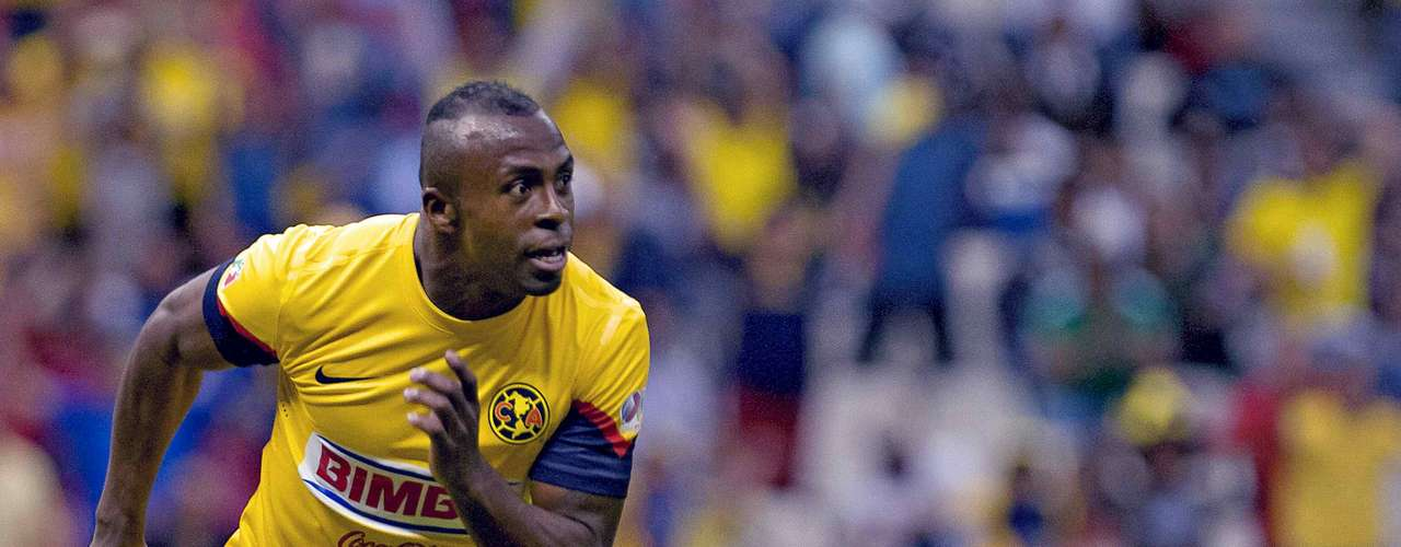 Christian Benitez is the star of the America attach with give goals so far in the tournament, behind only Esteban Paredes of Atlante. Chucho will need to break through for America to get the win.