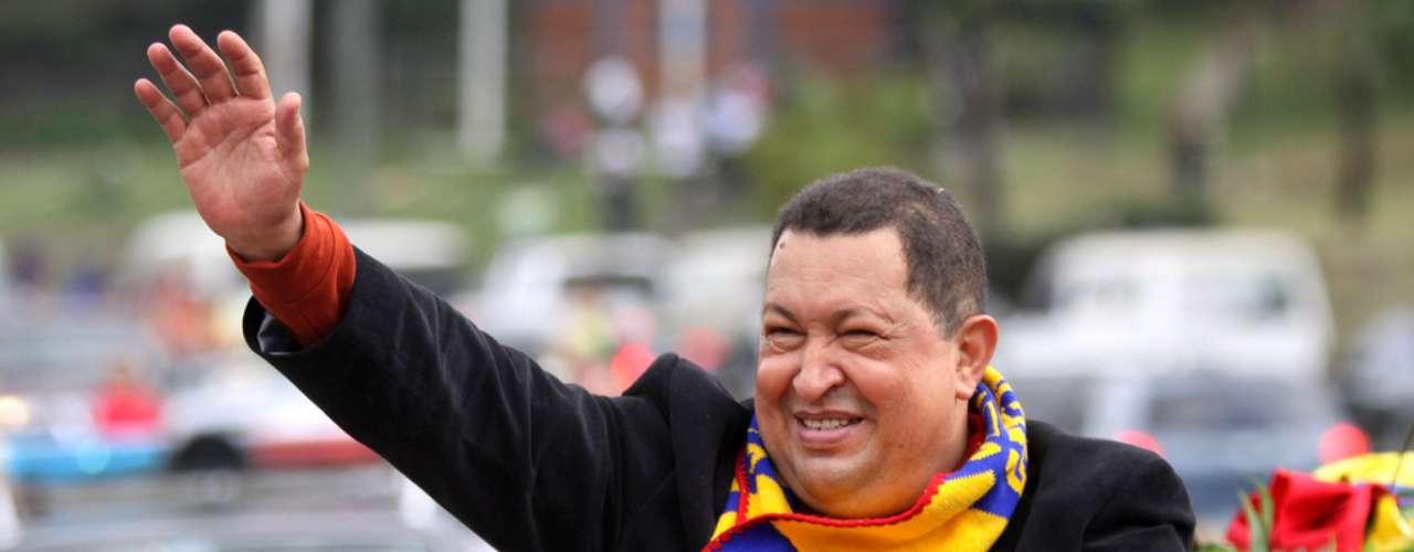 En febrero de 2012 Chávez viajó a La Habana Cuba para continuar con su tratamiento médico contra el cáncer.