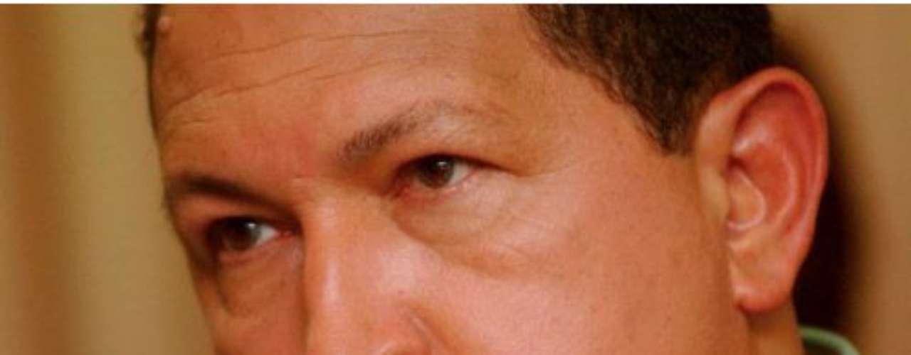 En junio de 2003 Hugo Chávez emprendió una gira presidencial en Brasil.