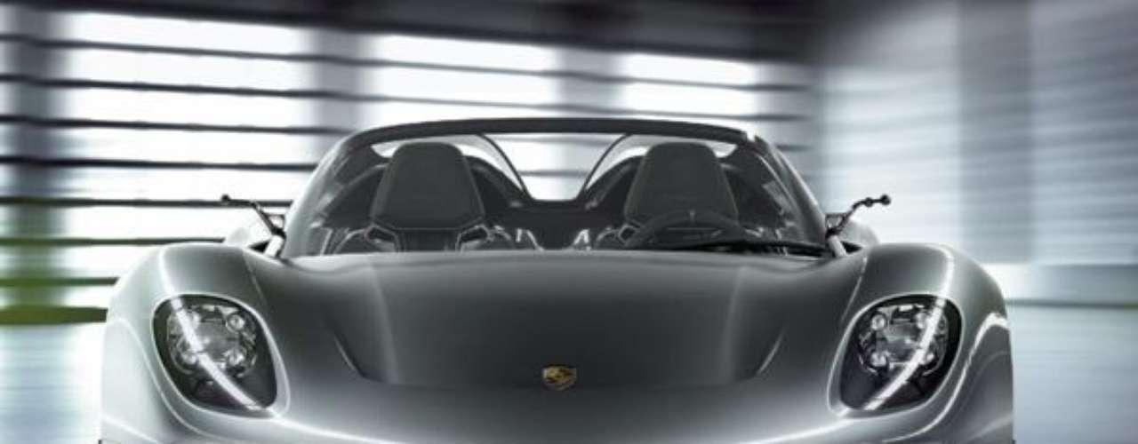 Fotos Porsche 918 Spyder