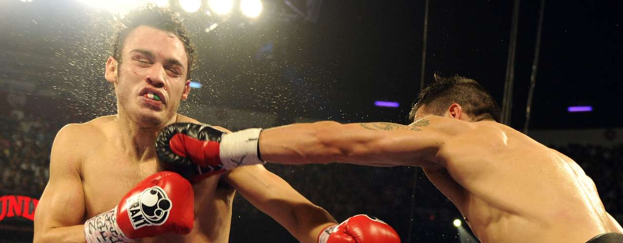 Finally, Chavez Jr. tested positive for Marihuana after his fight with Argentinas Sergio Maravilla Martinez.