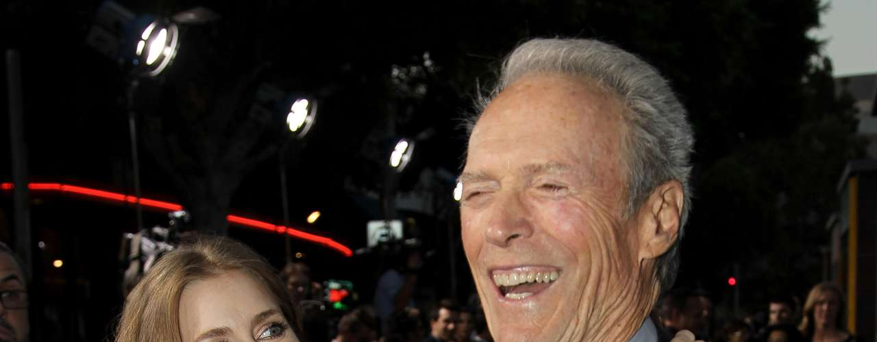 But Clint Eastwood is a legend, he can do whatever he wants.