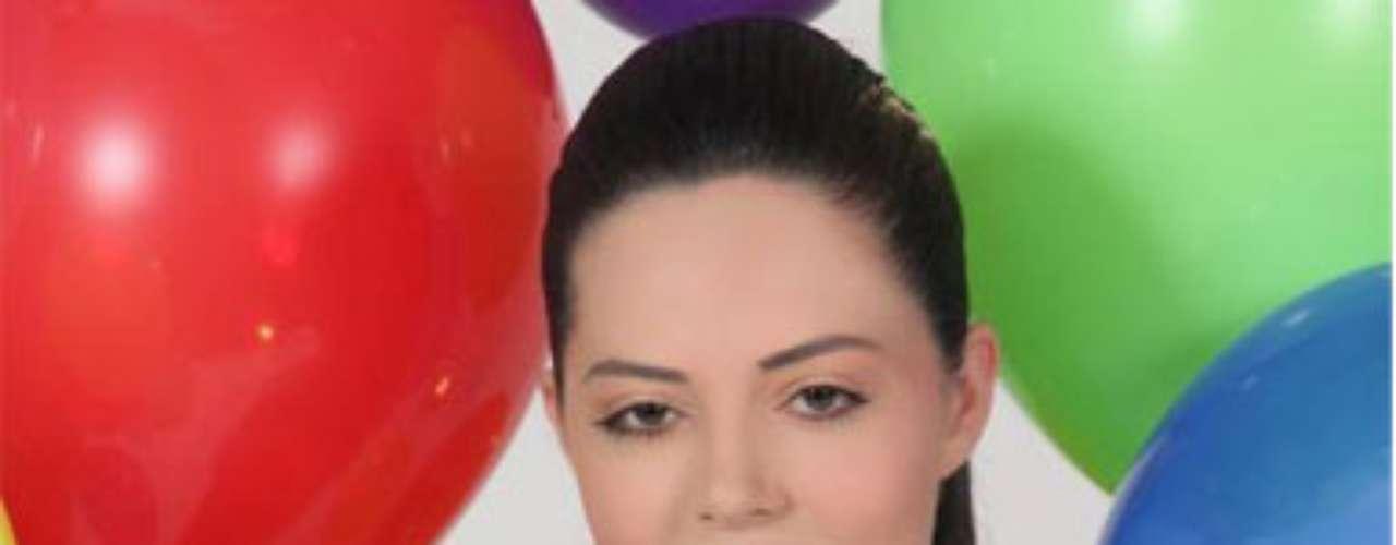Miss Chipre - Daniella Kefala. Nació en Paralimni en 1993.  Es modelo profesional. Mide 1.71 metros de estatura. Su cabello es negro y sus ojos cafés.