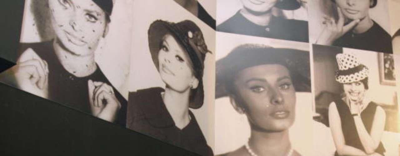 Una exposición en Roma, en 2006, llamada 'Scicolone, Lazzaro, Loren', rindió homenaje a la carrera de la italiana.
