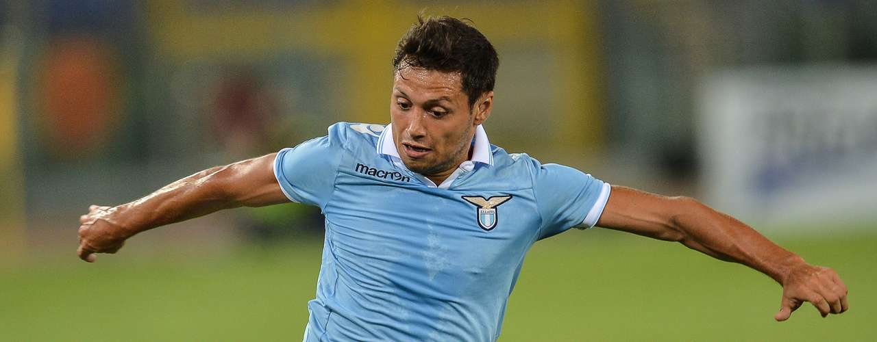Argentinas Mauro Zarate will help Lazio compete in the major tournament.