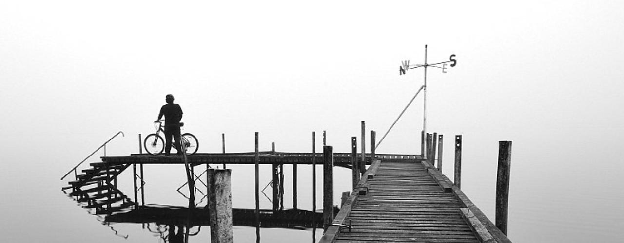 Mohf Nadly Aizat Mohd Nudri fotografío esta escena en el lago Brunner, ubicado en Nueva Zelanda.