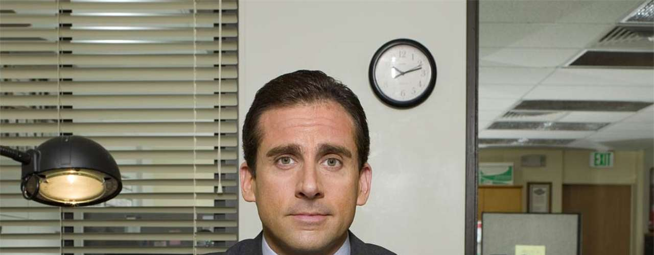 Steve Carrell - The Office. El reconocido actor de comedia, quien interpretaba a Michael Gary Scott en la comedia estadounidense The Office, ni siquiera ha sido nominado para los Premios Emmy. El año pasado, el actor Rían Wilson dijo \