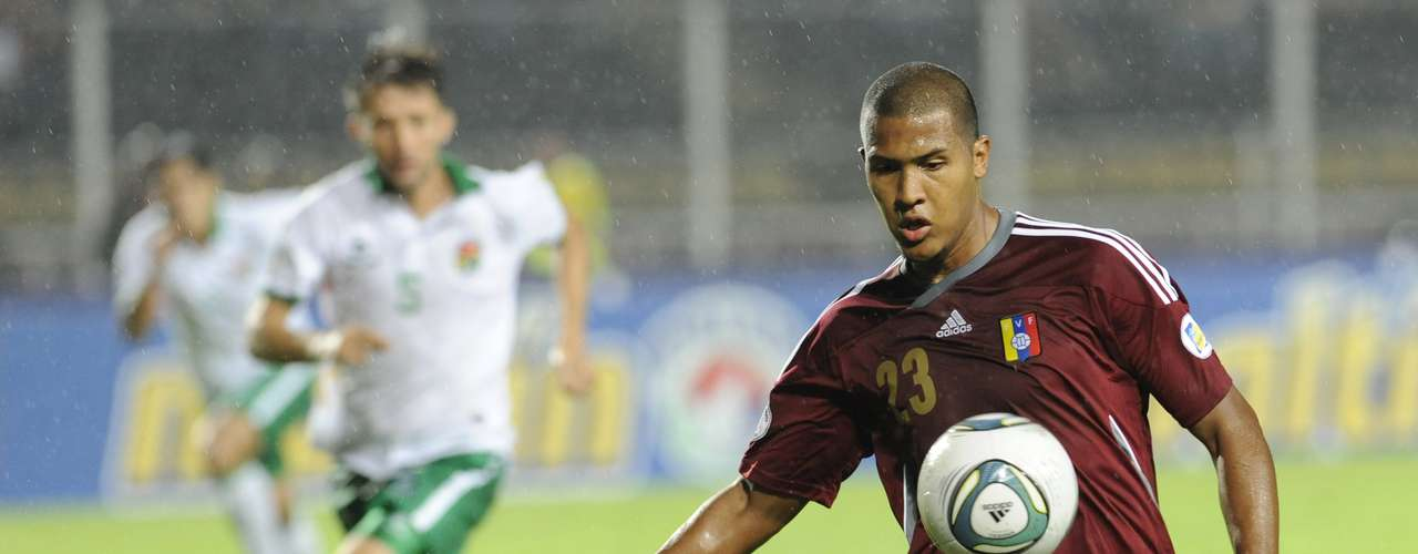 Venezuelan striker Salomon Rondon, playing for Rubin Kazan of Russia, looks to be one of the stars of the continental tournament.