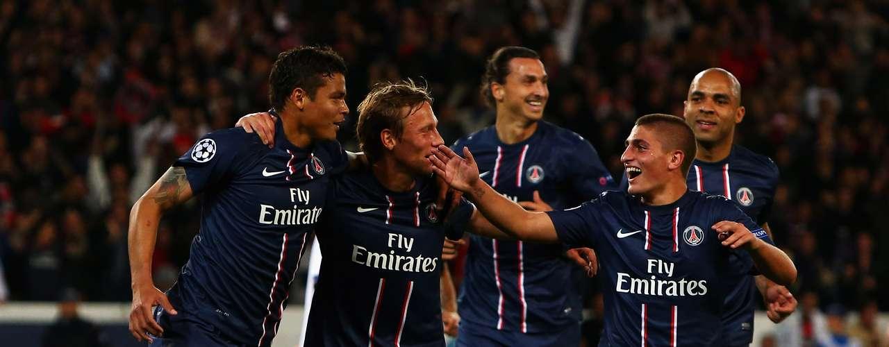 22 de septiembre - París Saint Germain busca escalar posiciones en la Liga 1 de Francia en su visita al Bastia