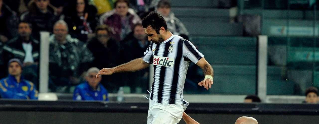 22 de septiembre - Juventus enfrenta al Chievo en partido del Calcio