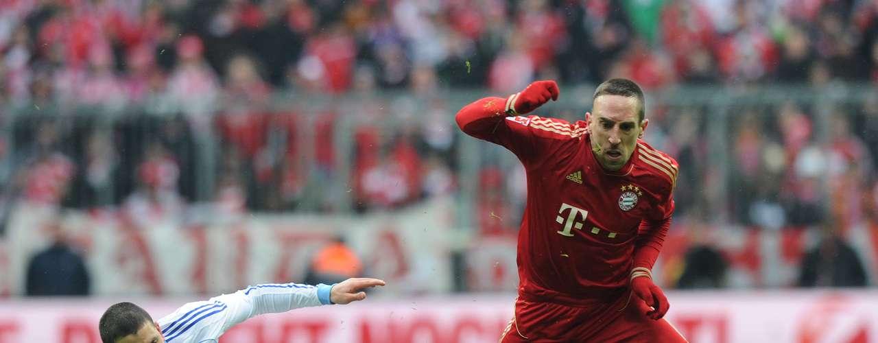 22 de septiembre - Bayern Munich visitará el complicado campo del Schalke 04 en vibrante duelo de la Bundesliga
