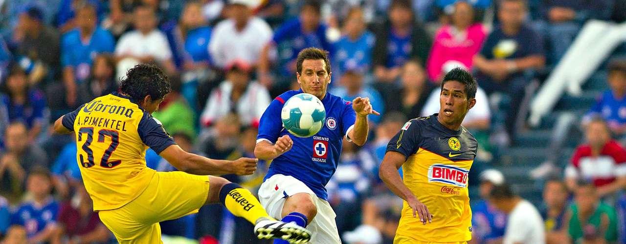 22 de septiembre - Cruz Azul se mide al América en el Clásico Joven en la jornada 9 de la Liga MX
