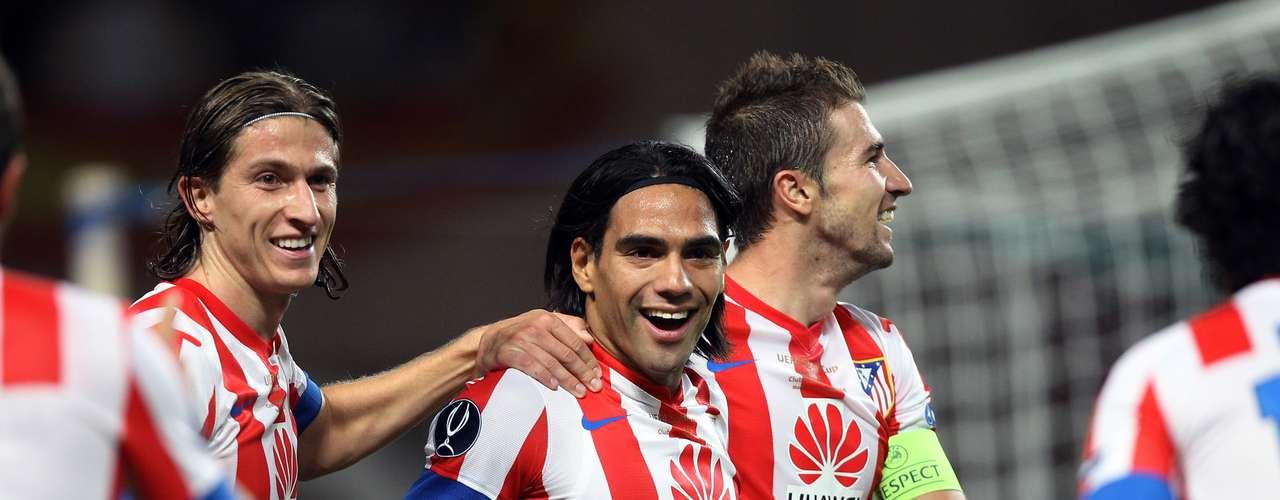 23 de septiembre - Atlético de Madrid se mide en el Vicente Calderón al Valladolid