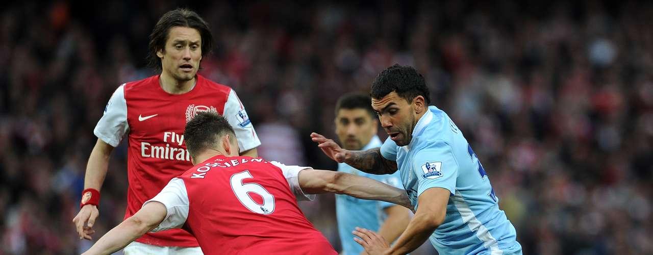 23 de septiembre - El campeón Manchester City recibe a un complicado Arsenal en explosivo duelo de la Premier League