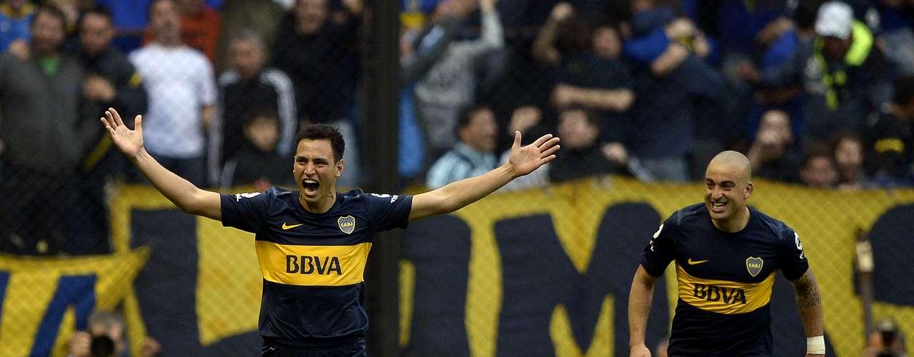 23 de septiembre - Boca Juniors intentará mantener el liderato de Argentina cuando visite a Lanús