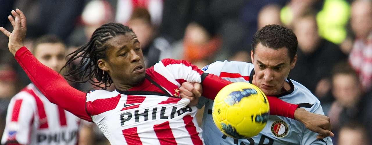 23 de septiembre - PSV y Feyenoord disputan el mejor duelo de la semana en la Eredivisie de Holanda