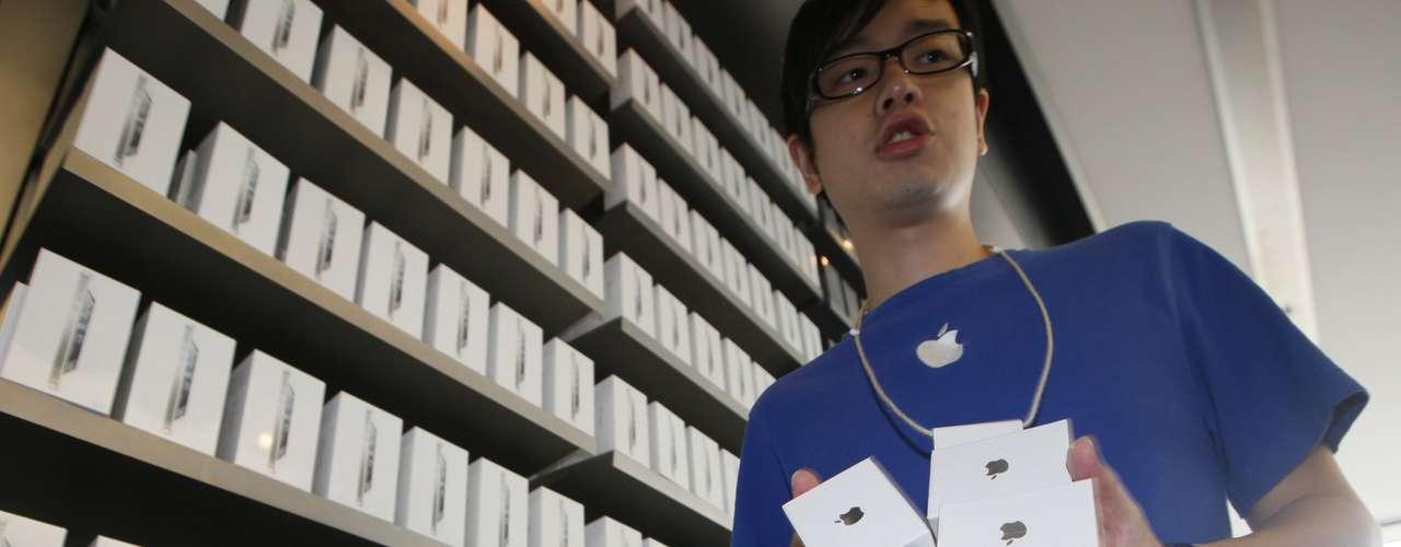 El iPhone 5 es compatible con la norma de telefonía móvil de última generación, la llamada LTE (parecida al 4G). \
