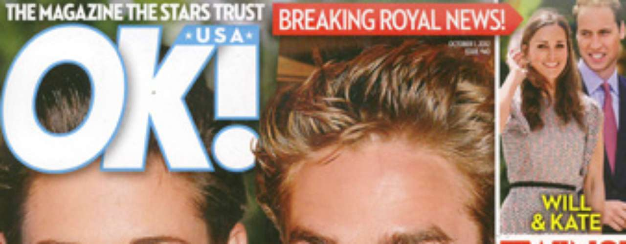 Apparently Robert Pattinson and Kristen Stewart are making amends and their friends are not too happy about it.  According to this magazine, sources claim Robert has called Kris his soulmate.  Do you want them to rekindle their romance?