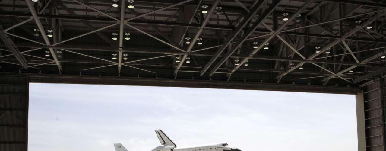El Endeavour se convertirá a partir del 30 de octubre en la joya de la corona del California Science Center donde según explicó William T. Harris, responsable de Desarrollo y Marketing de la institución, se está construyendo un centro aeroespacial para dar acomodo a la preciada nave.