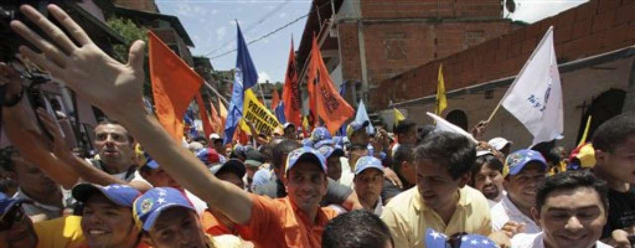 Chávez, en el poder desde 1999, ha dicho que \