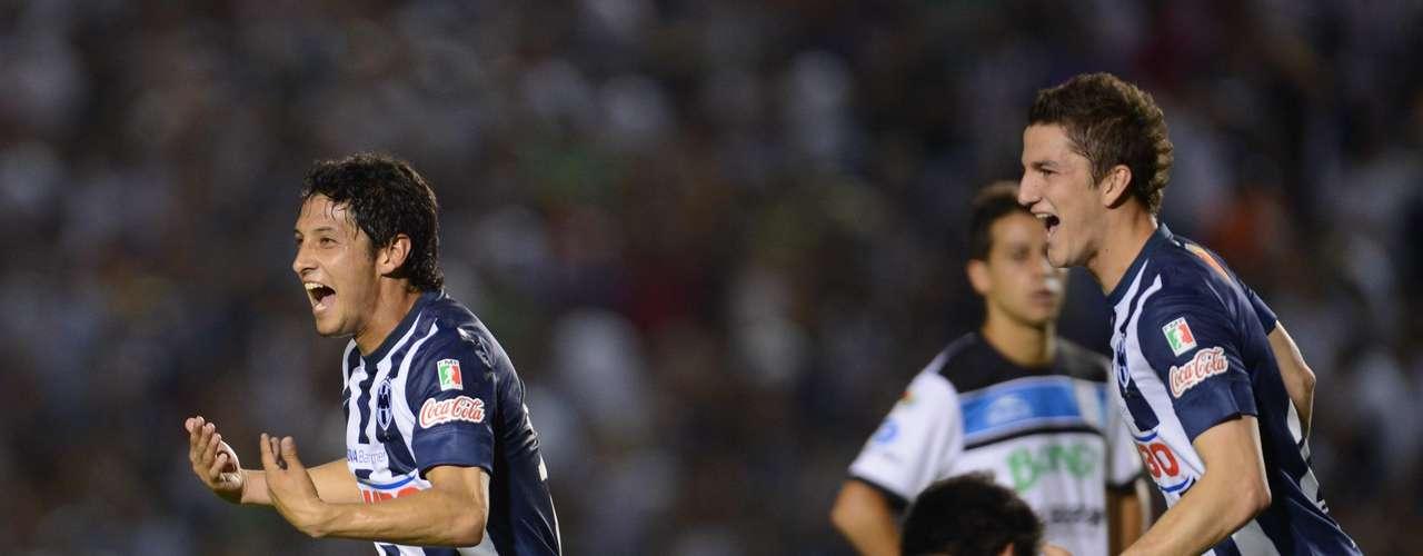 Cerca del final, como hace una semana ante Puebla, Reyna marcó el 3-2 del partido y le dio un nuevo triunfo a su escuadra.