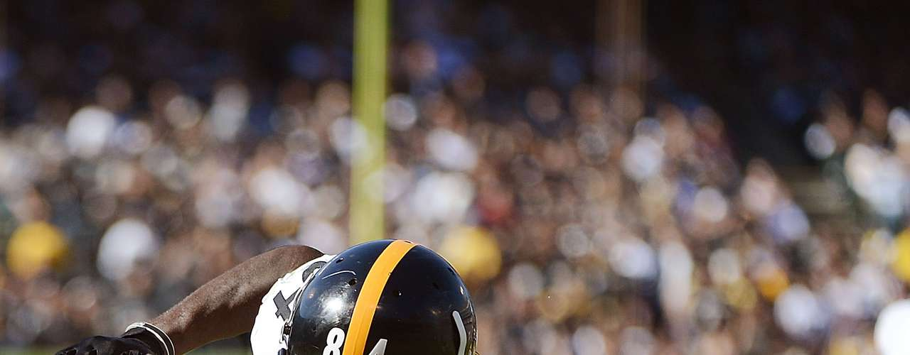 La ofensiva de Pittsburgh tuvo que lidiar con el buen nivel defensivo de los Raiders durante todo el encuentro.