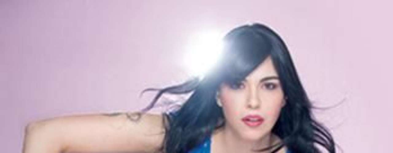 Rakel. La cantautora colombiana está nominada a Mejor video corto con 'En el tiempo'.