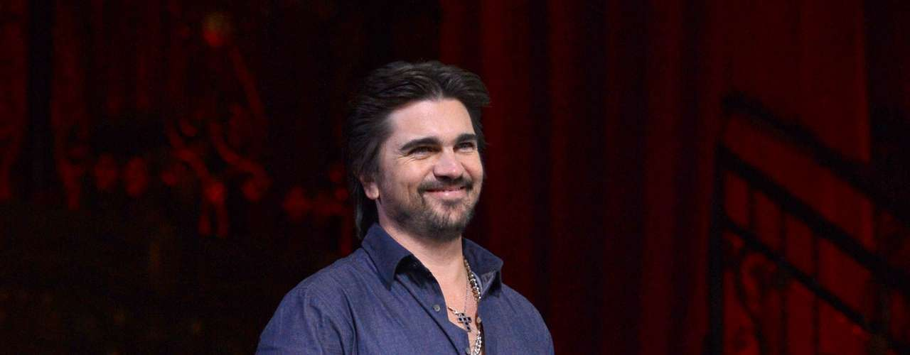 Juanes took four nominations with his MTV Unplugged album.