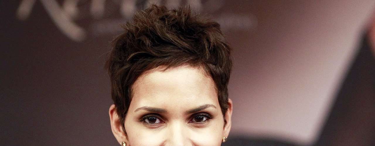 Halle Berry was beaten and humiliated by one of her boyfriend's. At the start of the 90s her boyfriend went at her in full force that made her lose about 80% of her hearing from her right ear.