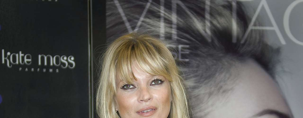 Kate Moss had a turbulent relationship with rocker Pete Doherty, that got physical and not in a good way.