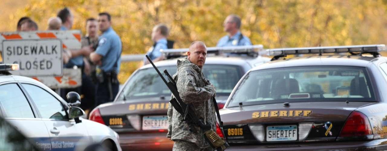 Este incidente se produce un mes después de un tiroteo similar en Nueva York, en el que murieron otras dos personas y nueve resultaron heridas. (Fuente: AP y EFE)