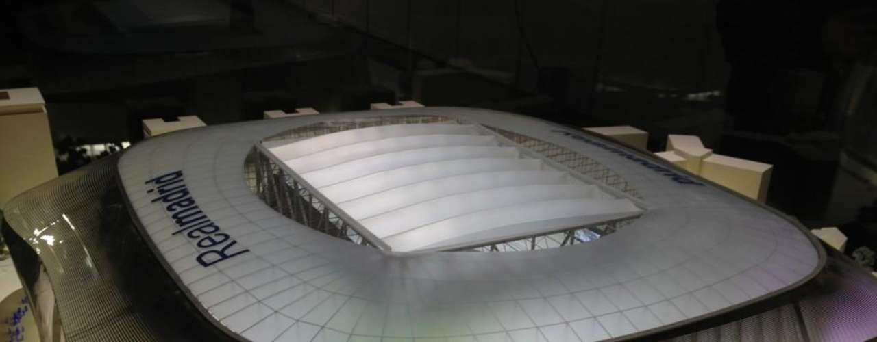 Así sería el nuevo diseño del Santiago Bernabéu