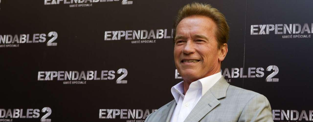 Schwarzenegger describió el hecho como la cosa más estúpida que he hecho en toda la relación.
