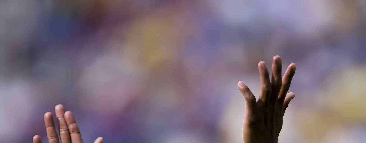 Christian Benítez debe pesar en el ataque azulcrema.