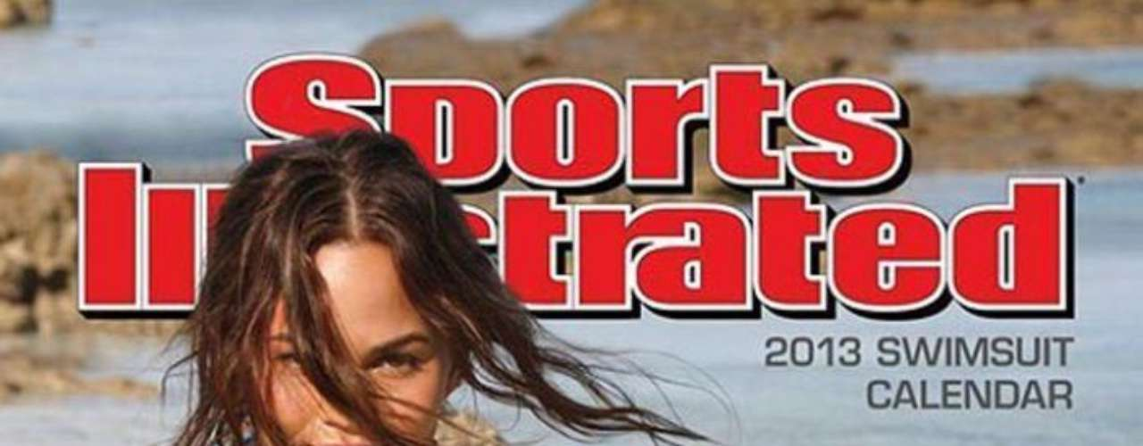 Sports Illustrated reveló algunas de las imágenes que aparecerán en su calendario 2013. Irina Shayk, Kate Upton y Alyssa Miller fueron algunas de las mujeres más bellas del mundo que posaron para la nueva edición.