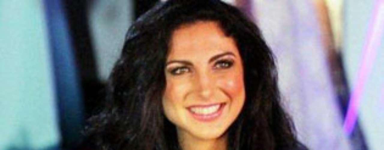 Miss Gibraltar - Kerrianne Massetti. Tiene 23 años de edad y mide 1,84 metros de estatura.