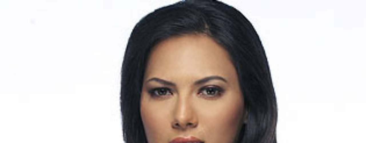 Miss India -  Rochelle Maria Rao. Tiene 23 años de edad y mide 1,70 metros de estatura.