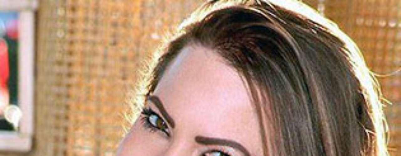 Miss Israel - Yael Markovich.  Tiene 22 años de edad y mide 1,68 metros de estatura.