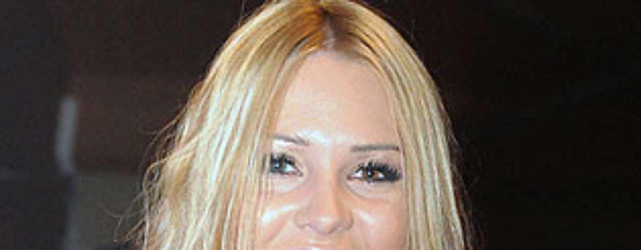 Miss Italia - Giulia Masala. Tiene 19 años de edad y mide 1,76 metros de estatura.